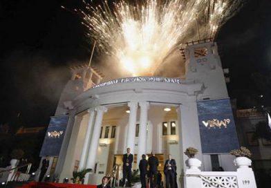 Casino municipal de Viña del Mar reabrió su puertas para reactivar el turismo