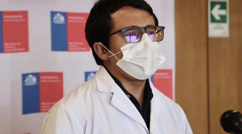 Confirmado: Seremi de Salud Francisco Álvarez tiene Coronavirus