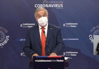 Se disparan las cifras en Chile: 4.038 casos nuevos de COVID-19