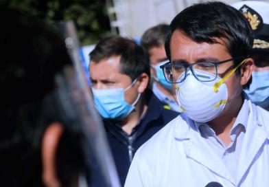 Seremi de Salud Francisco Álvarez se encuentra internado en la UCI