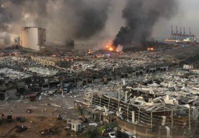 Ministro de Salud libanés reportó 60 muertos y más de 3.000 heridos tras enorme explosión en Beirut