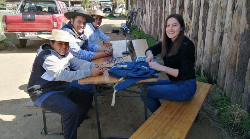 Radio Latina creará nuevo espacio para informar sobre el rodeo en la comuna