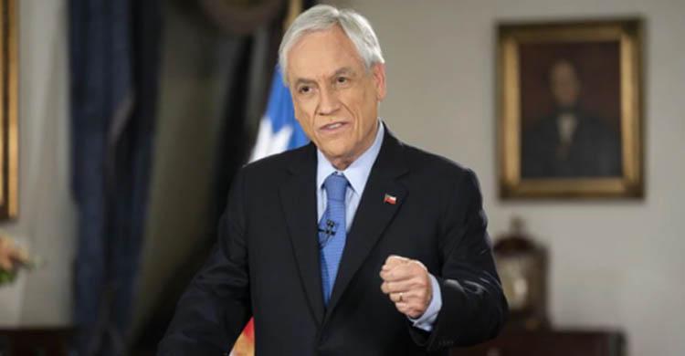 """Piñera: """"Este es un triunfo de todos los chilenos y chilenas que amamos la democracia, la unidad y la paz"""""""