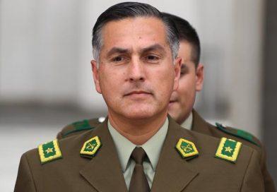 General director de Carabineros Mario Rozas renuncia a su cargo