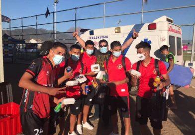 Deportes Limache gana 4-0 ante Quintero Unido