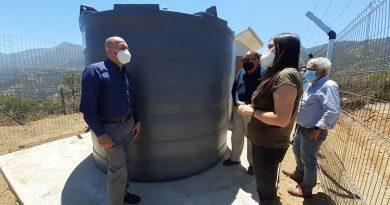 """Se realizó recepción provisoria del Proyecto  """"Conversación de Sistema básicos de agua Potable Rural la Vega"""""""