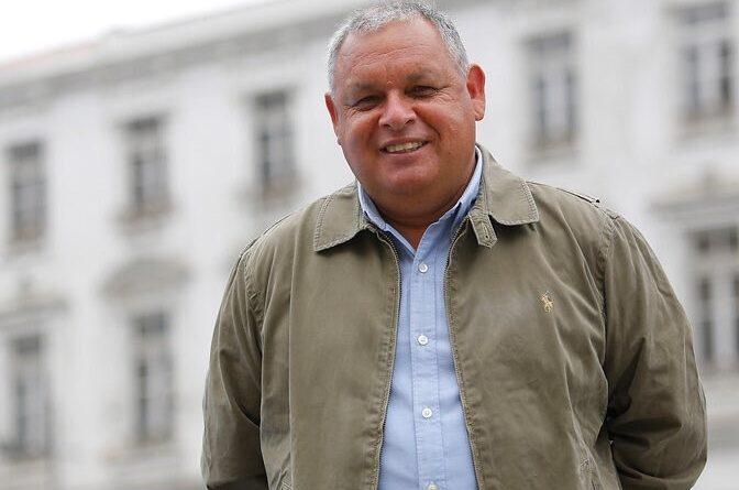 Rodrigo Mundaca, gobernador